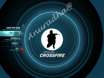 Cross Fire Graphics Design